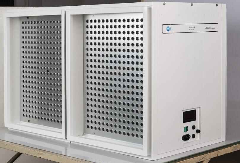 空调机组空气净化器