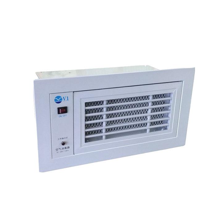 新风入口式电子除尘空气净化器