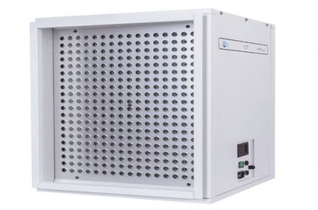 管道式中央空调空气净化装置