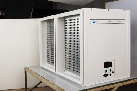 中央空调管道式空气消毒器