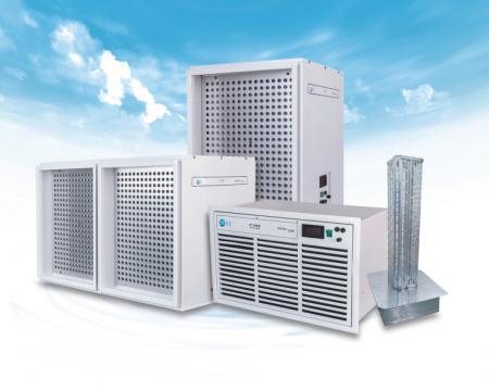 中央空调净化消毒装置