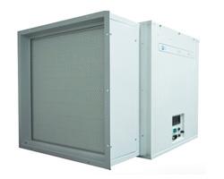 中央空调风柜电子式空气净化器