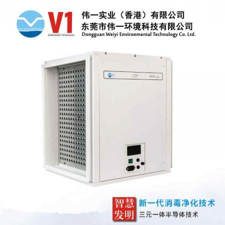 管道式中央空调空气净化消毒装置